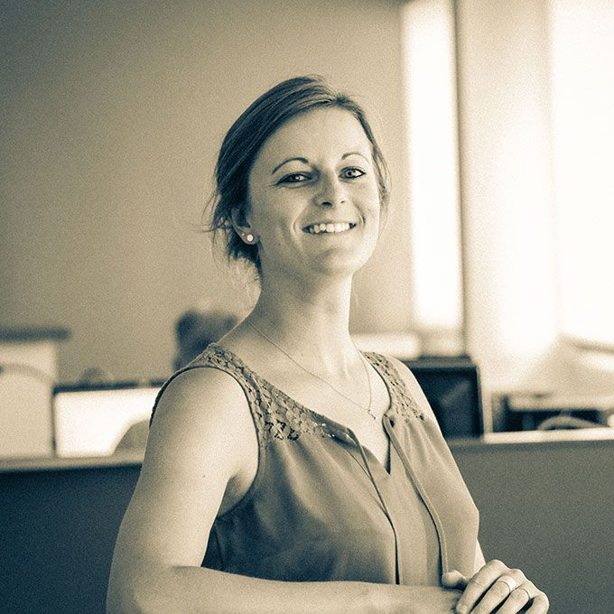 Amandine Pigniez - SEO / SEA Comuunity Manager chez Oz média