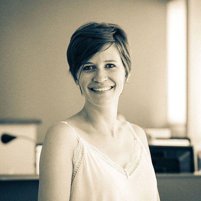 Leslie Decourt - Directrice Artistique chez Oz média