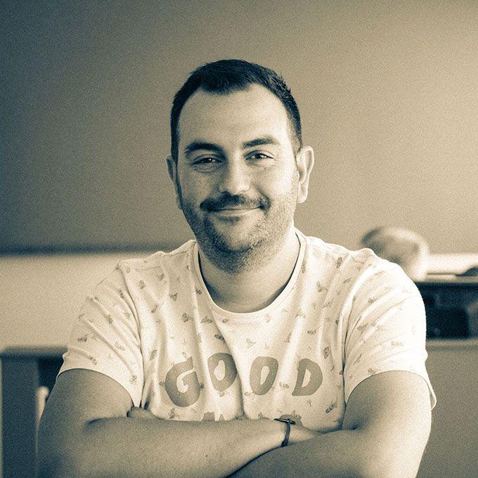 Ludovic Boussand - Infographiste chez Oz média