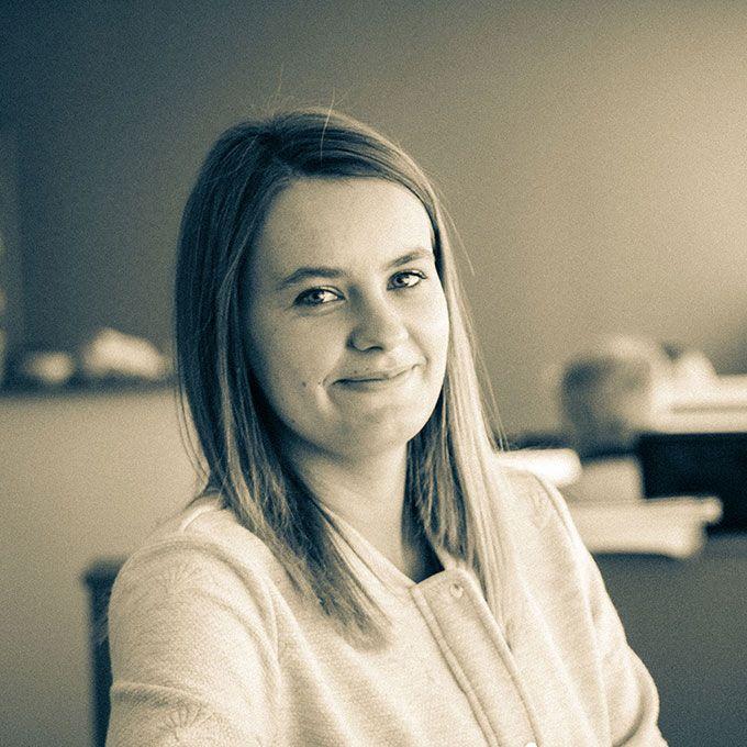 Lyse Vignon - Chef de projet web chez Oz média