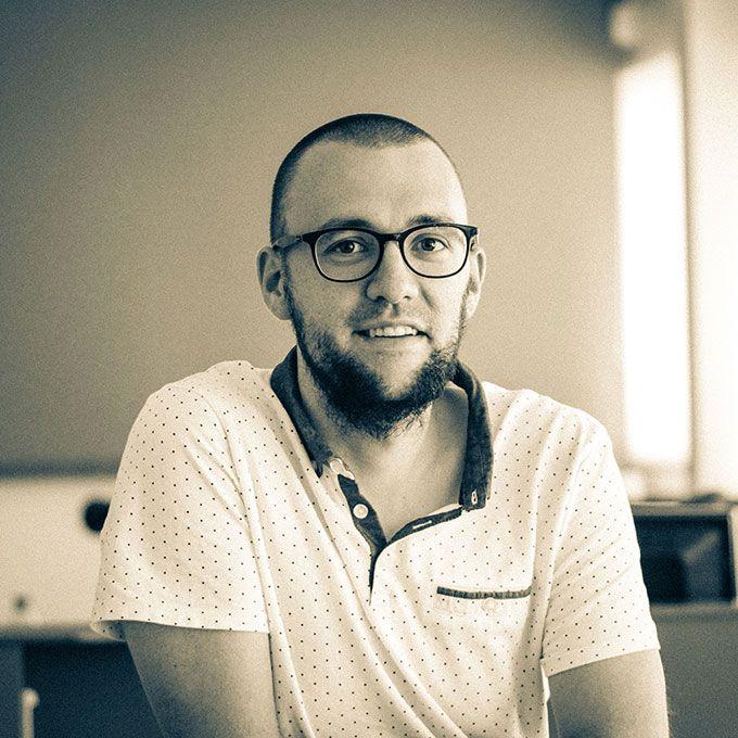 Yohann Billard - Développeur chez Oz média